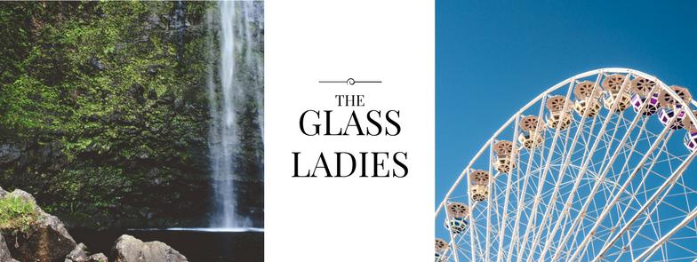 fusion glass ladies